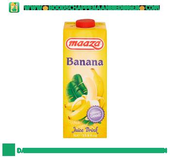 Maaza Banana aanbieding