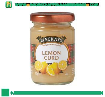 Mackays Lemon curd aanbieding