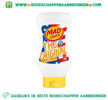 Mad Sauce The original aanbieding