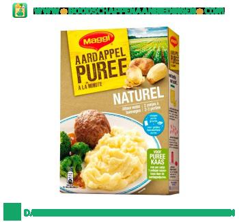 Maggi Aardappelpuree a la minute naturel aanbieding