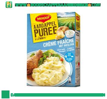 Maggi Aardappelpuree crème fraïche aanbieding