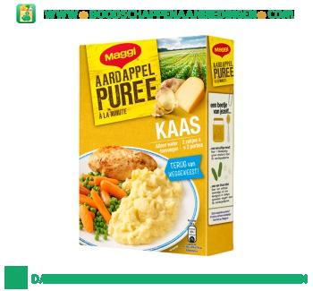 Maggi Aardappelpuree minute kaas aanbieding