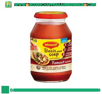 Maggi Basis voor heldere tomatensoep aanbieding