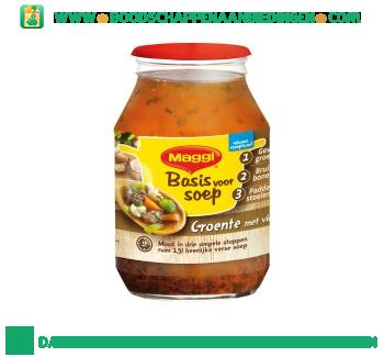 Maggi Basis voor soep groente & vlees aanbieding