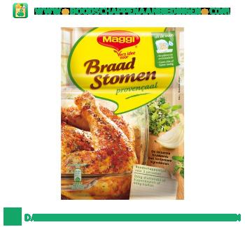 Maggi Braadstomen kip provencaal aanbieding