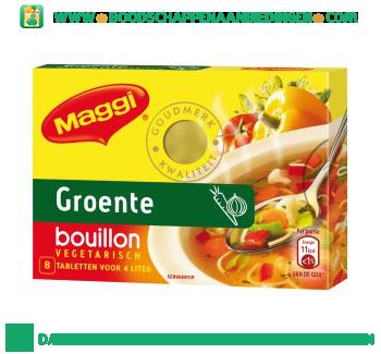 Maggi Groente bouillon aanbieding