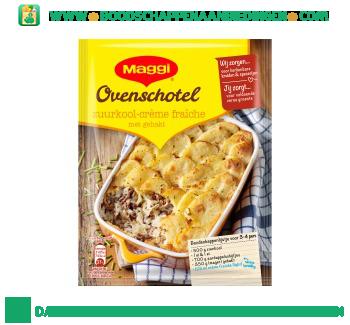 Maggi Ovenschotel zuurkool crèmesaus aanbieding
