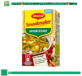 Maggi Smaakmaker groentesoep aanbieding