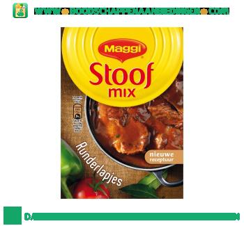 Maggi Stoofmix voor runderlapjes aanbieding
