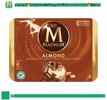 Magnum IJs almond aanbieding