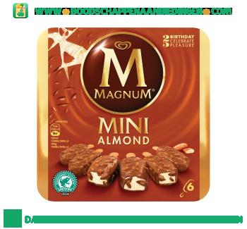 Magnum IJs mini almond aanbieding