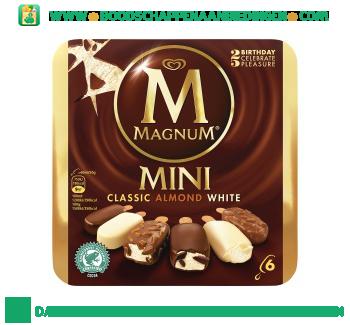 IJs mini classic almond white aanbieding