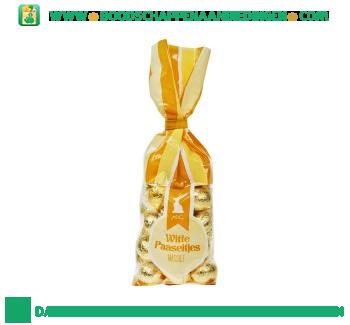 Maitre du Chocolat Chocolade eitjes wit aanbieding