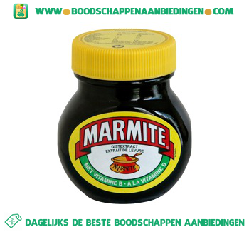 Marmite Gistextract aanbieding