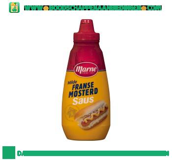 Franse mosterdsaus aanbieding