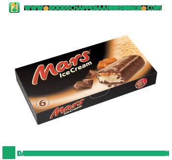 Mars Ice cream aanbieding