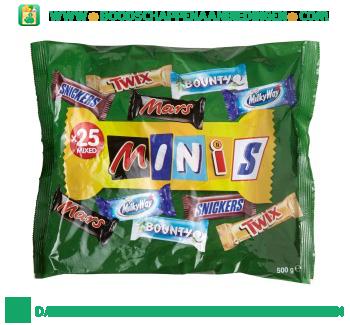Mars Mini mix aanbieding