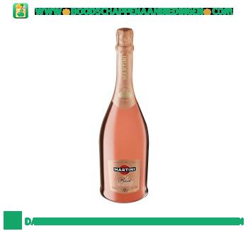 Martini Rose sparkling aanbieding