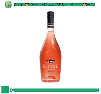 Martini Royale rosato aanbieding