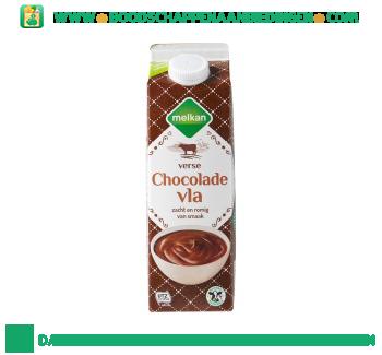 Melkan Chocolade vla aanbieding