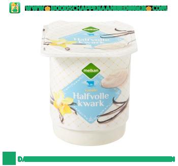 Melkan Halfvolle vanille kwark aanbieding