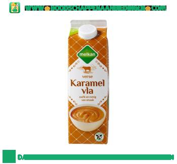 Melkan Karamel vla aanbieding