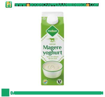 Melkan Magere yoghurt aanbieding