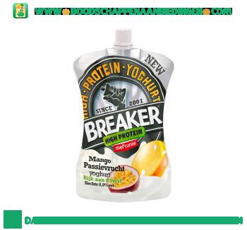 Melkunie Breaker mango passievrucht aanbieding