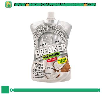 Melkunie Breaker protein kokos aanbieding