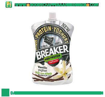 Melkunie Breaker protein vanille aanbieding