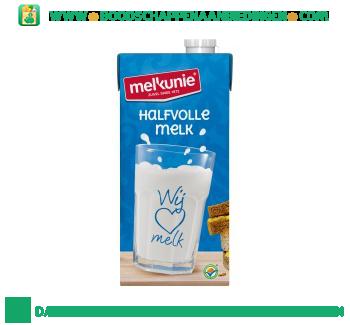 Halfvolle melk houdbaar aanbieding