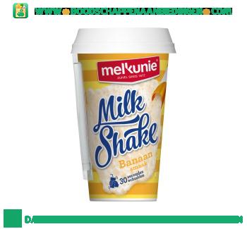 Melkunie Milkshake banaan aanbieding
