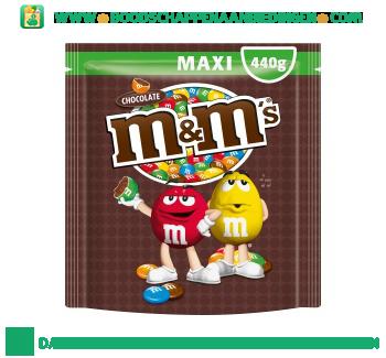 M&M's Choco maxi aanbieding
