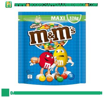 M&M's Crispy maxi aanbieding