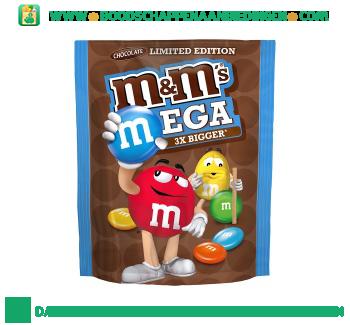 M&M's Mega choco aanbieding