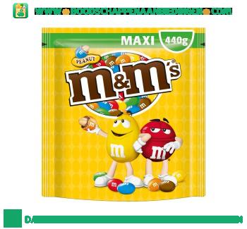 M&M's Pinda maxi aanbieding