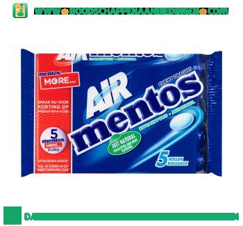Mentos Air aanbieding