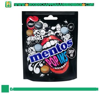 Mentos Popins drop mix aanbieding