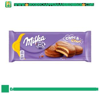 Milka Choc & choc aanbieding