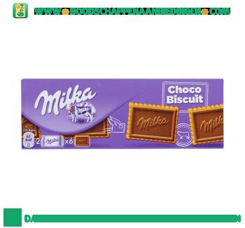 Milka Choco biscuit aanbieding