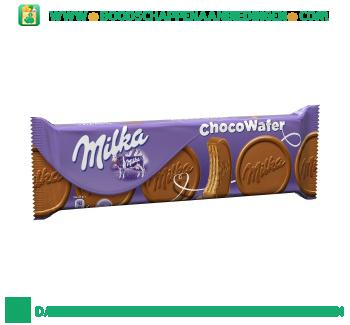 Milka Choco wafel melk aanbieding