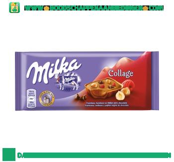 Chocoladereep fruit & noot aanbieding