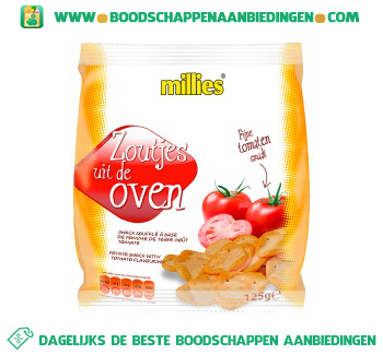 Millies Ovenzoutjes fijne tomaat aanbieding