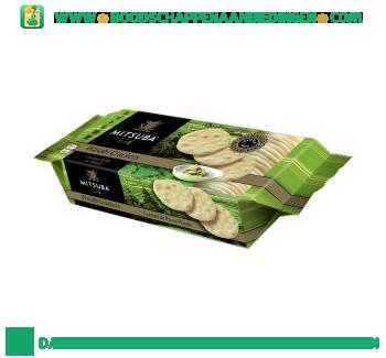 Mitsuba Wasabi crackers aanbieding