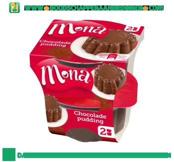Mona Chocoladepudding aanbieding
