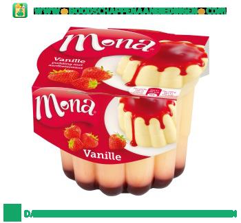 Mona Vanille pudding aanbieding