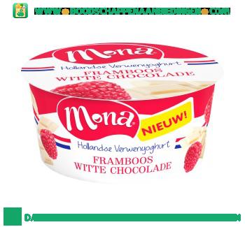 Mona Yoghurt framboos-witte chocolade aanbieding