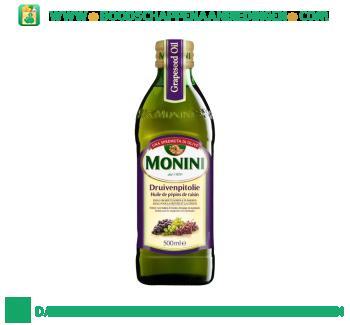 Monini Druivenpitolie aanbieding