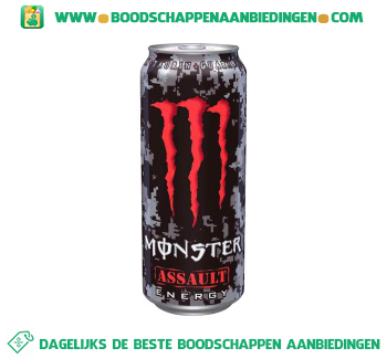 Monster Assault aanbieding