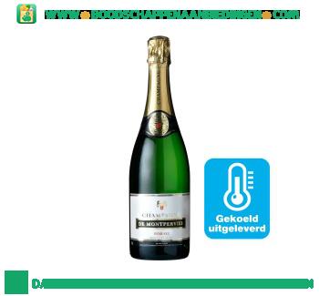 Montpervier Champagne demi-sec aanbieding